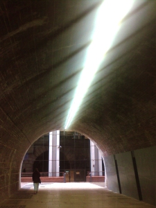 Bankside tunnel, London