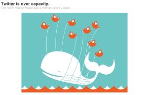 Twitter mesage