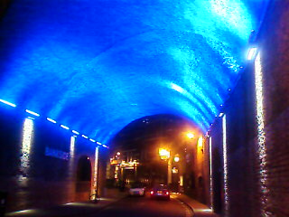 Tunnel near Borough Market