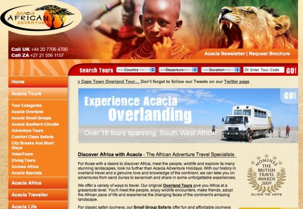 Acacia_homepage